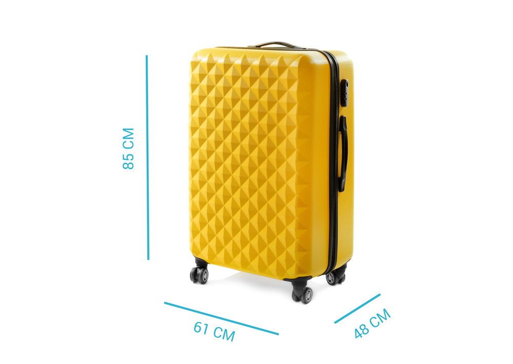 Taille de bagage
